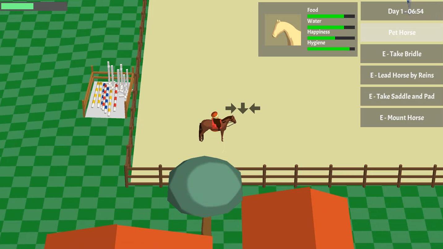 Horsegame - Alice Ruppert